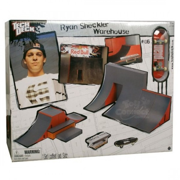 TechDeck Ryan Shecker Warehouse