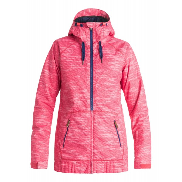 Roxy zimní bunda Valley pink