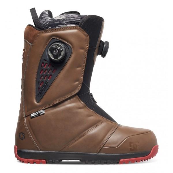 DC boty na snowboard Judge brown