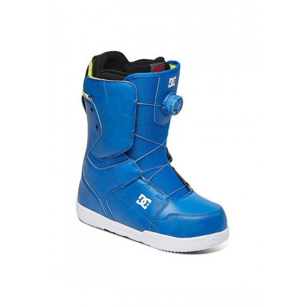 DC boty na snowboard Scout blue