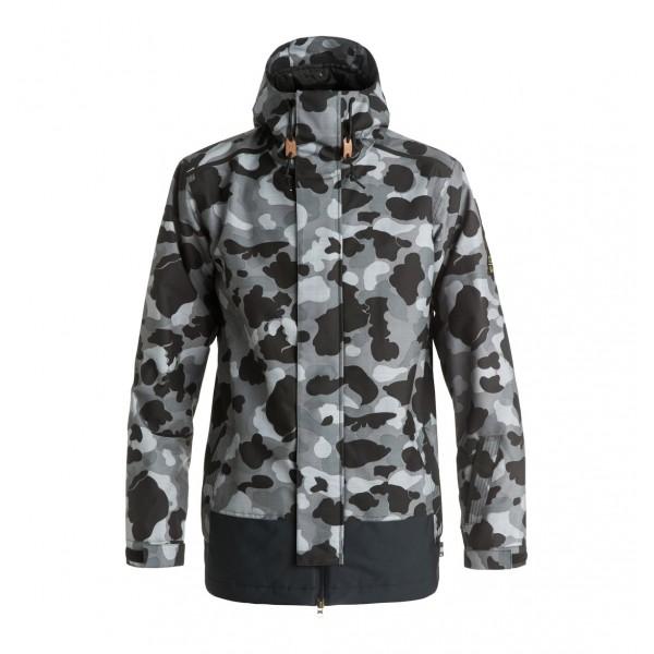 DC snowboardová bunda Haven Camouflage