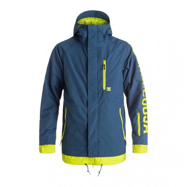 DC snowboardová bunda Ripley Insignia blue