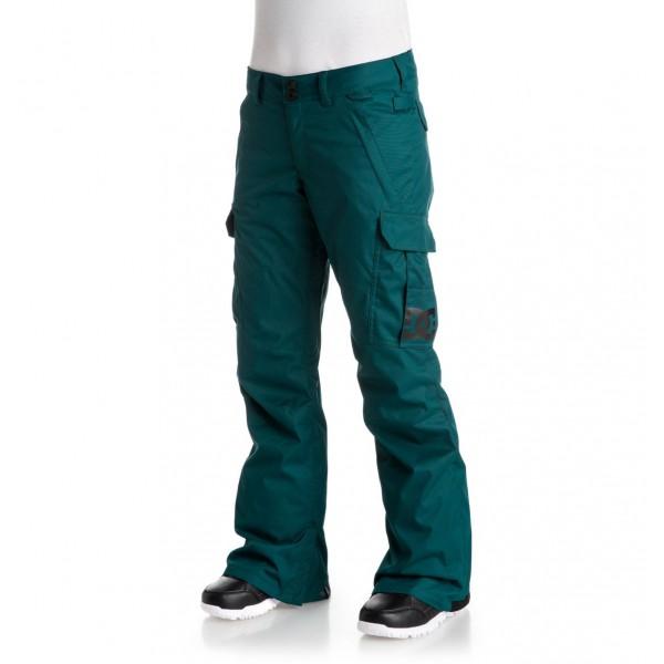 DC snowboardové kalhoty Ace DeepTeal