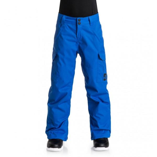 DC snowboardové kalhoty Banshee nautical blue
