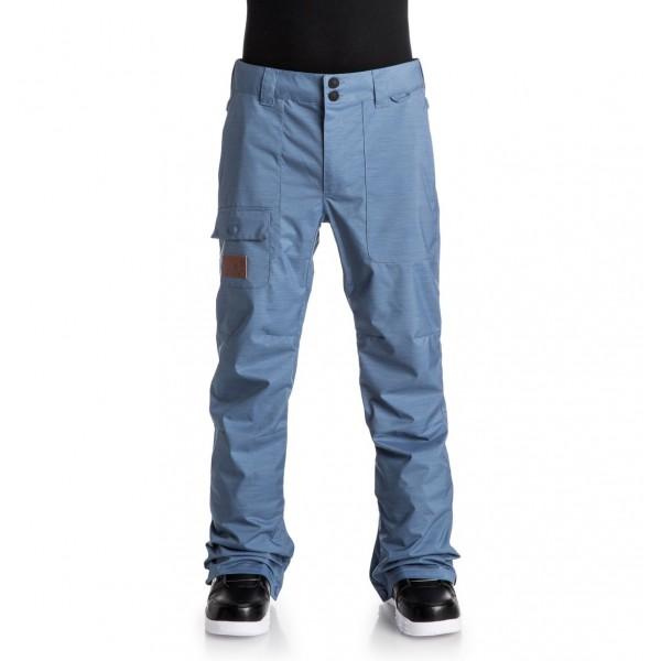 DC snowboardové kalhoty Dealer blue