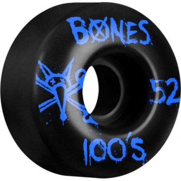 Kolečka Bones O.G. Formula 100S black 52 mm V4