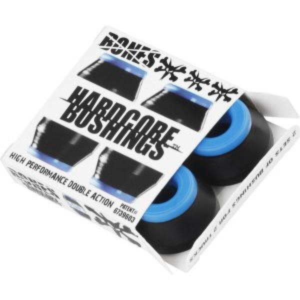 Silentblocky Bones Soft blue/black (4 ks)