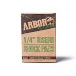 Podložky Arbor Risers 1/4