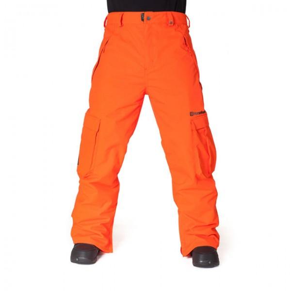 Kalhoty na snowboard Horsefeathers Josh orange L,XL