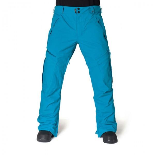 Kalhoty na snowboard Horsefeathers Motive blue L