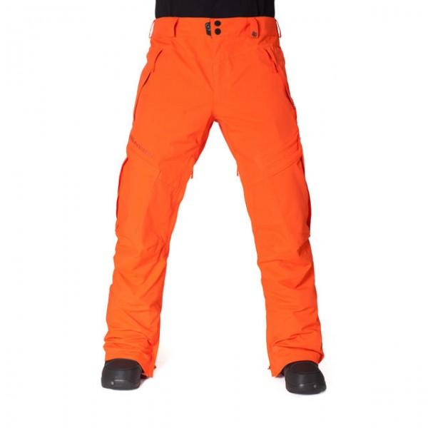 Kalhoty na snowboard Horsefeathers Motive orange L