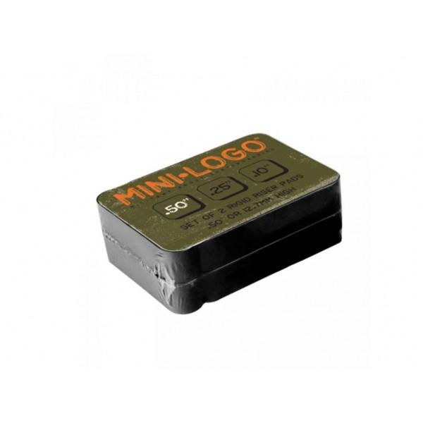 """Podložky MiniLogo 6.35 mm plast (0.25"""")"""