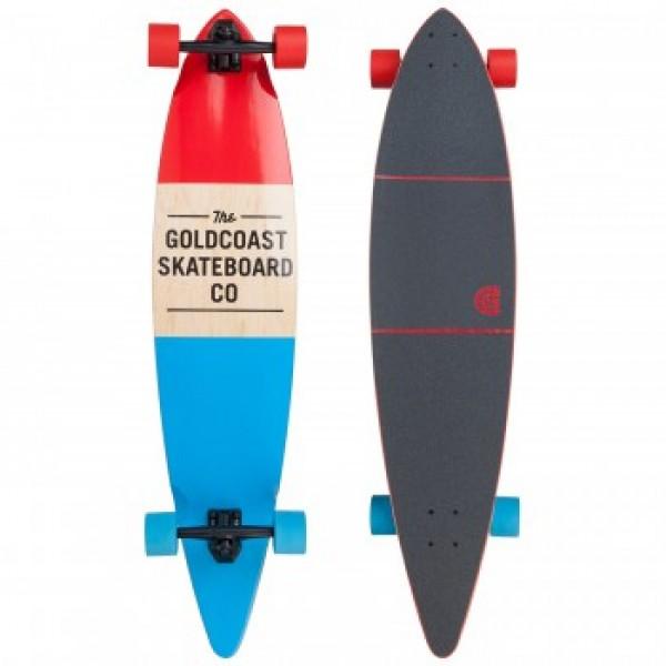 Longboard Goldcoast Standard red