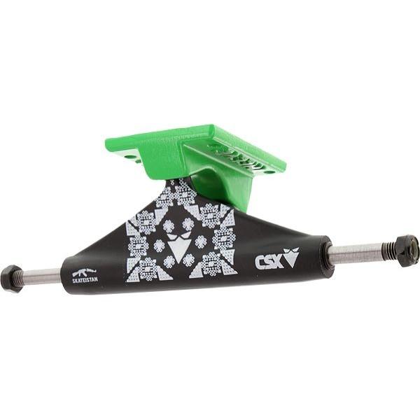Trucky Theeve CSX V3 - Green/Black 5.0