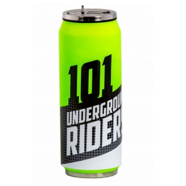 Termolahev 101 Underground Riders RD neon green