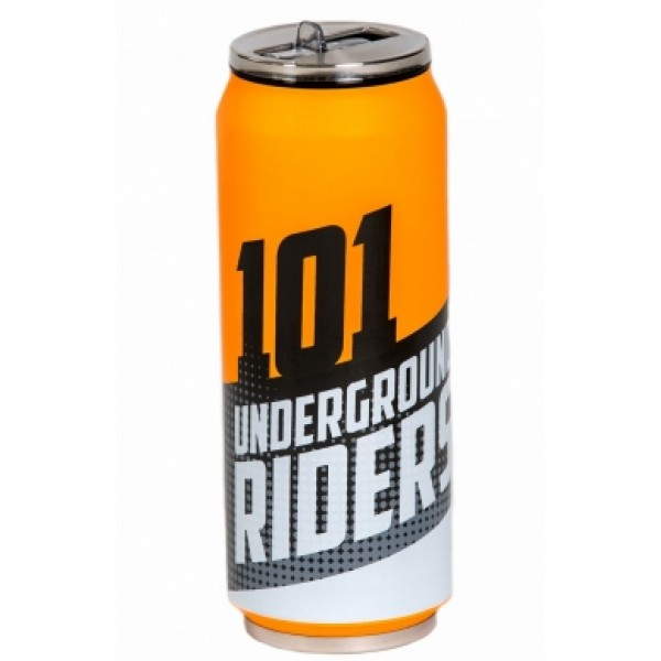 Termolahev 101 Underground Riders RD neon orange