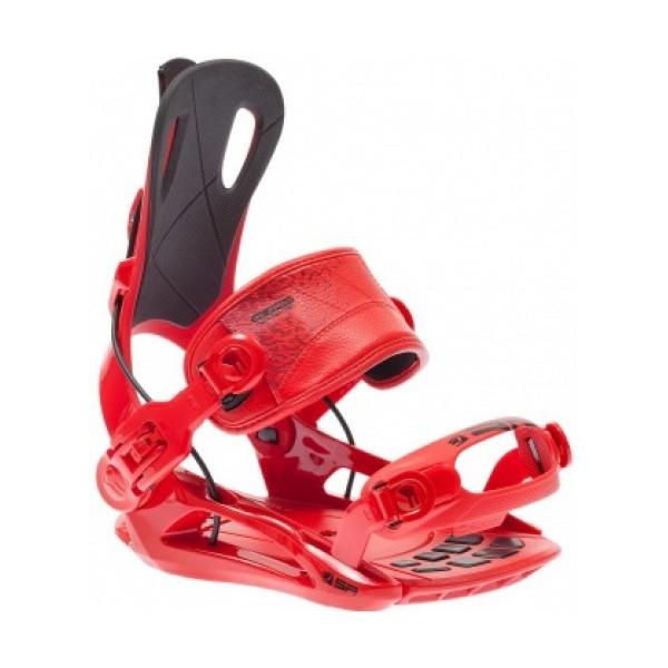 Snowboardové vázání SP Fst 270 red