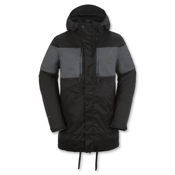Volcom snowboardová bunda CP3 black