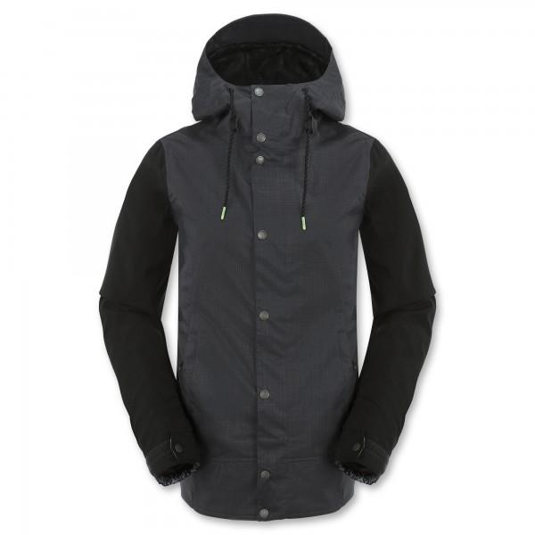 Volcom snowboardová bunda Stave ins black
