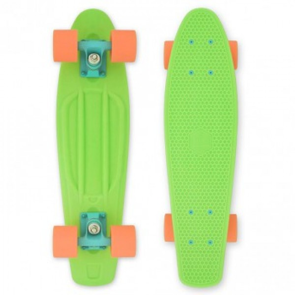 Pennyboard Baby Miller Lolly lime green