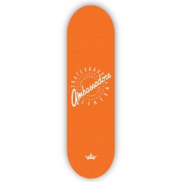 Deska Ambassadors SPIN Orange 8.0