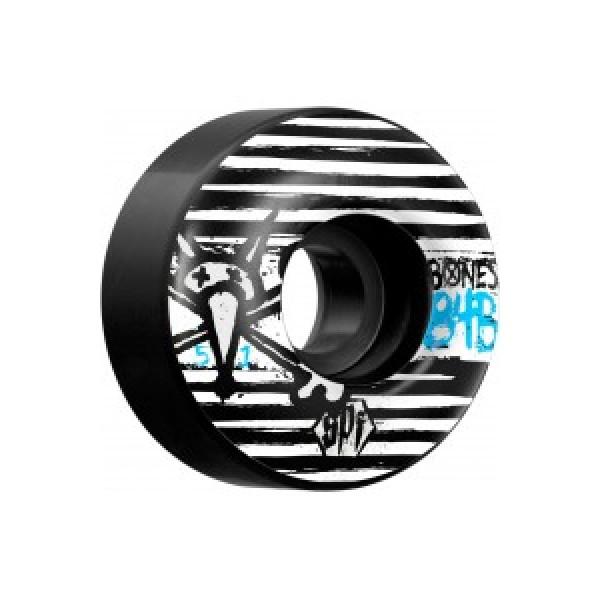 BONES kolečka 51mm spf black 4pk v1