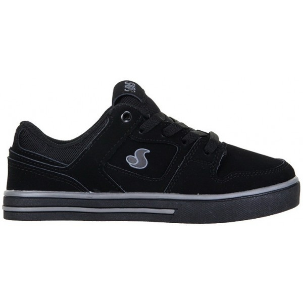 Boty DVS Kids Everett Lo black