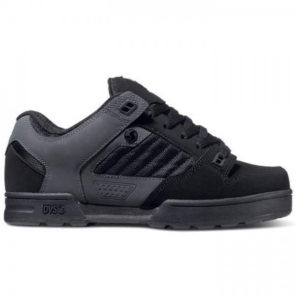 Boty DVS Militia snow black grey