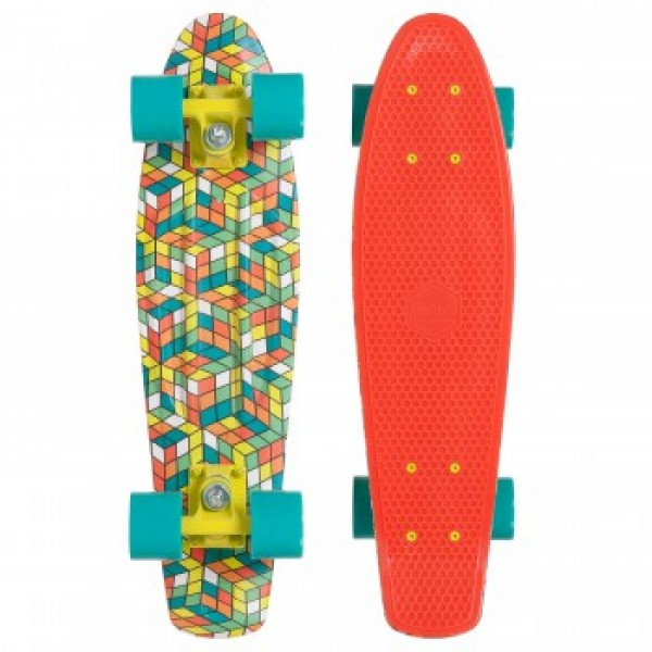 Pennyboard Baby Miller expresion 3D
