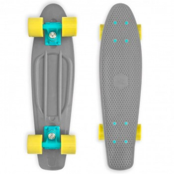 Pennyboard Baby Miller Old is Cool Stone grey