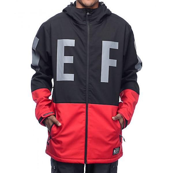 Bunda softshell snowboard 10k Neff Daily