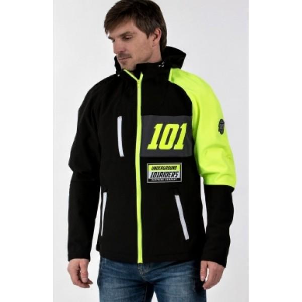 Bunda 101 Underground Riders ENDURANCE Softshell jacket
