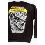 Mikina 101 Underground Riders DUNLOP MX sweat 18