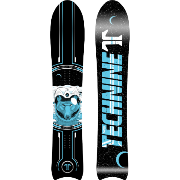 Snowboard Technine 158 Powder wolf
