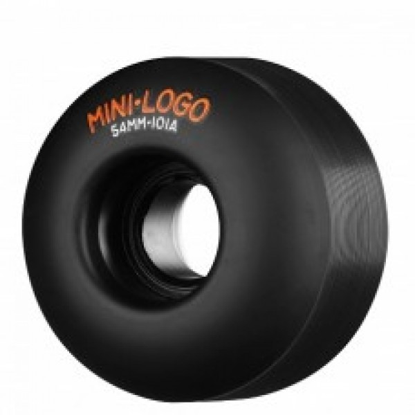 kolečka MiniLogo 54mm x 101a black