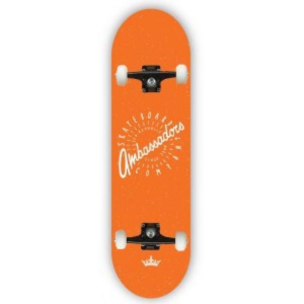 Skate komplet 8.0 Ambassadors Spin Orange