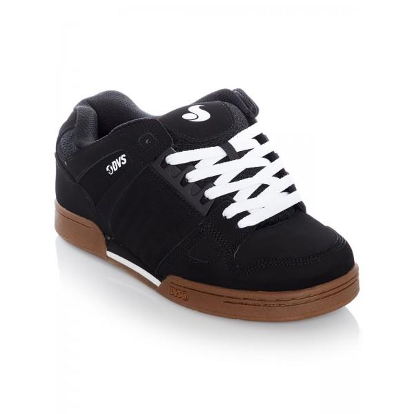 Boty DVS Celsius black/white/gum/nubuck/anderson