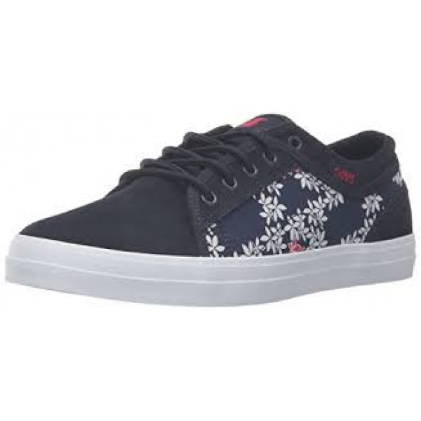 Boty DVS Aversa WOS navy red