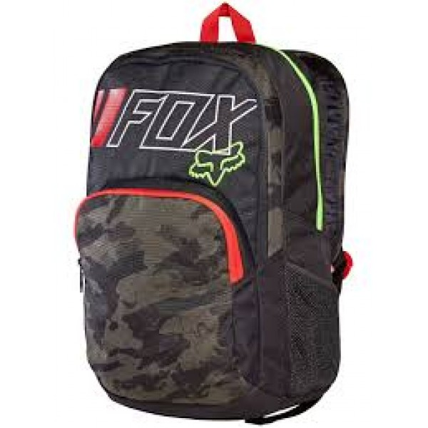 FOX batoh Lets Ride Ozwego Backpack Camo