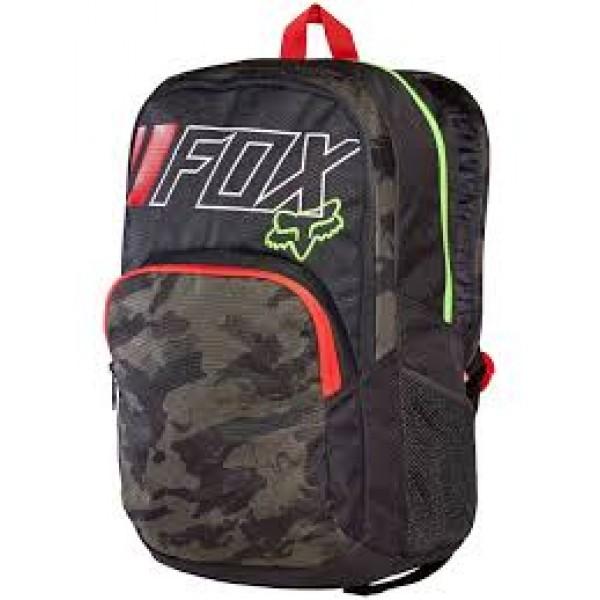 FOX batoh Lets Ride Ozwego Backpack Camo