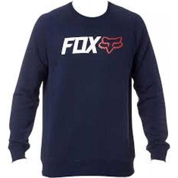 FOX mikina LEGACY blue