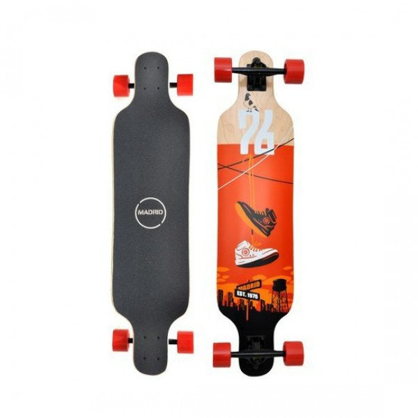 Longboard Madrid TRANCE TOP-MOUNT 39