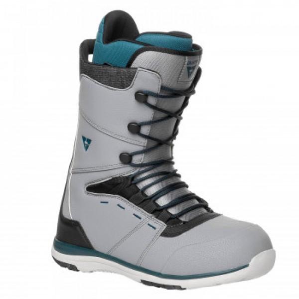 Boty na snowboard Gravity Manual grey blue