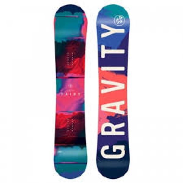 Snowboard Gravity 140 Fairy