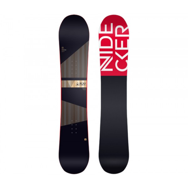 Snowboard Nidecker Play 156