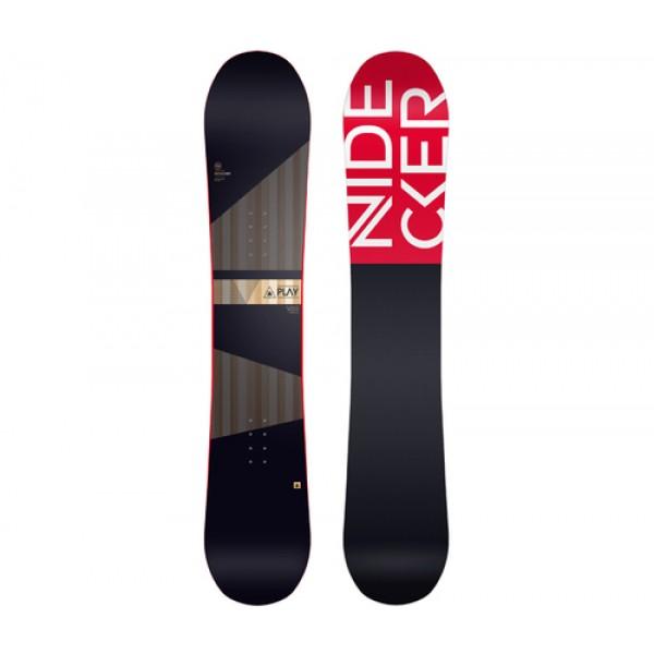 Snowboard Nidecker Play 156