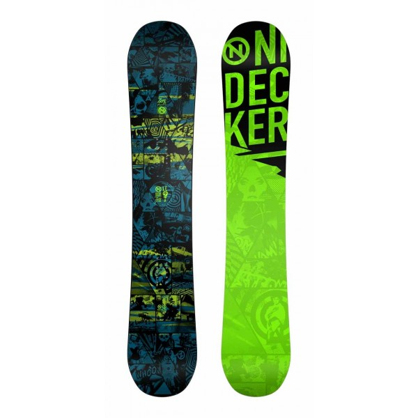 Snowboard Nidecker Score 143 Junior