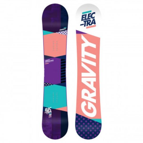 Snowboard Gravity 154 Electra
