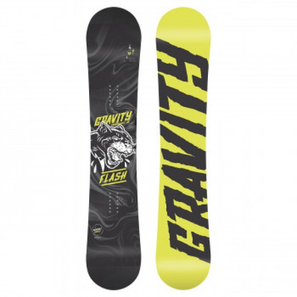 Snowboard Gravity 140 Flash
