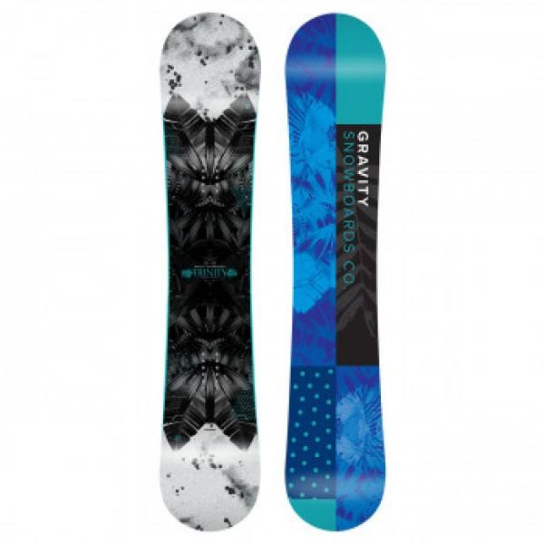 Snowboard Gravity Trinity 144